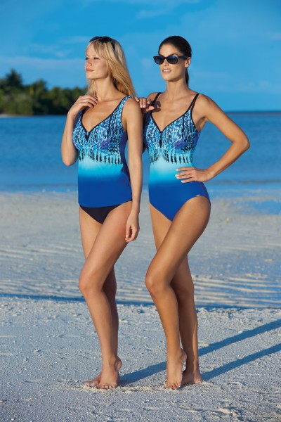 SUNFLAIR Tankini (links)